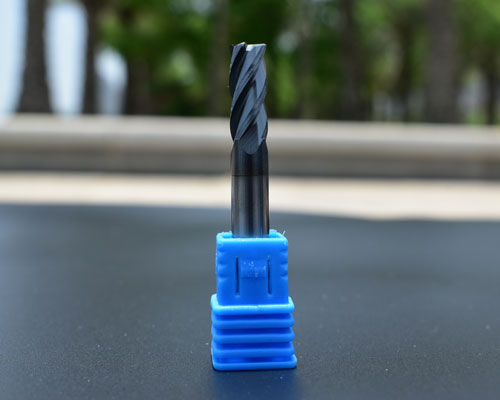 Corner Radius End Mill