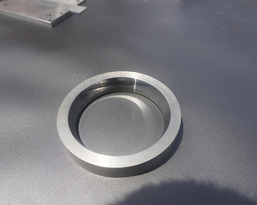 Tungsten Carbide Seal Rings